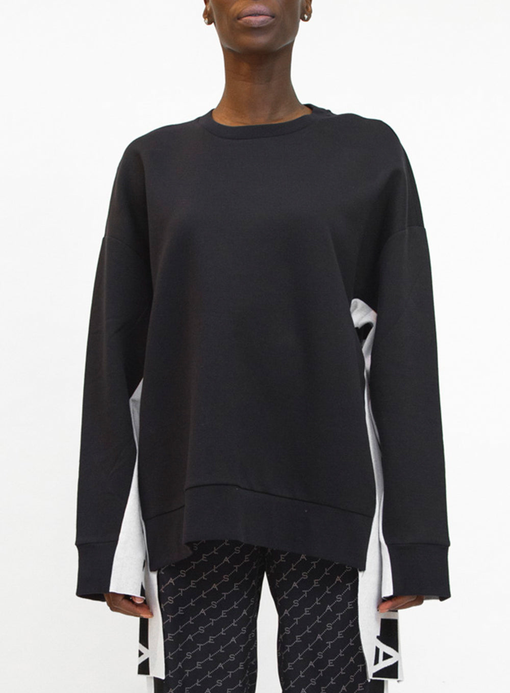 STELLA MCCARTNEY | Hooded Jumper With Logo