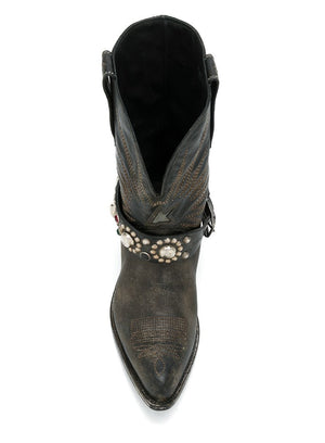 GOLDEN GOOSE | 'Wish Star' Ankle Boots