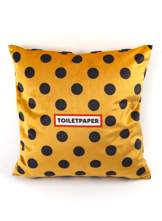 "SELETTI | ""Shit"" Cushion"