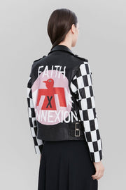FAITH CONNEXION | Swizz Beatz Leather Jacket