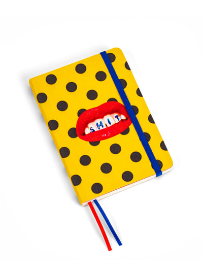 SELETTI | Small Notebook, Shit
