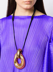 MONIES | Molly Pendant Necklace in Gold