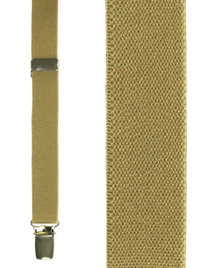 LIGHT BROWN SUSPENDER