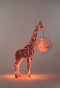 Bouffee Cloud model light Giraffe + remote control - Bouffee Cloud