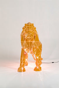 Lion with remote control