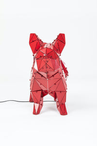 French Bulldog mit Fernbedienung