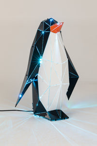 Penguin with remote control