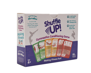 Shuffle Up! Gymnastics Conditioning Game