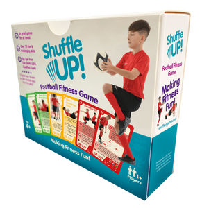 Shuffle Up! Football Fitness Game