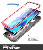 Multi-layered TPU + Polycarbonate case
