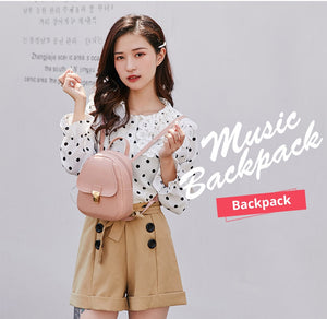 Korean-style backpack