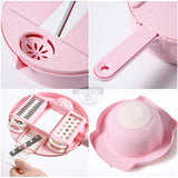 Pink vegetable Chopper
