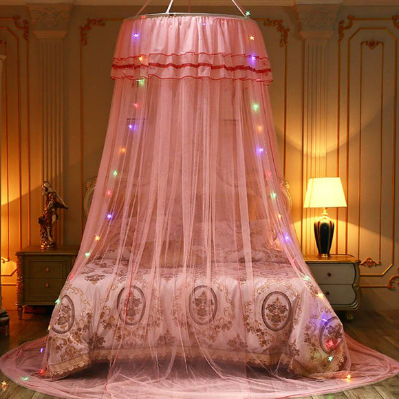 Hung Dome Mosquito Net