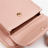 Pink pocket bag for girls