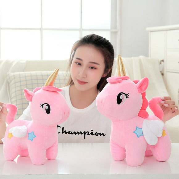 Pink Kawaii Plush Toy