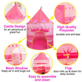 Kids Game Play Tent