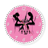 Customize clock for living room
