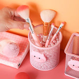 Pen holder for makeup tools