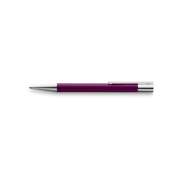 LAMY scala darkviolet ボールペン