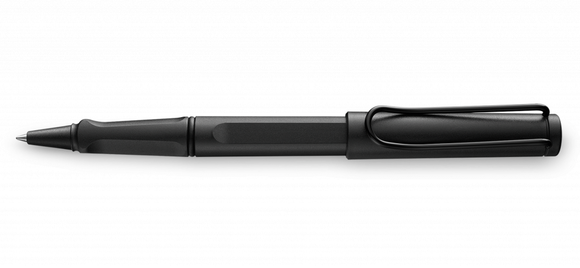 LAMY safari allblack ローラーボール