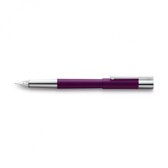 LAMY scala darkviolet 万年筆