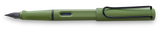 LAMY safari first savannah green 万年筆