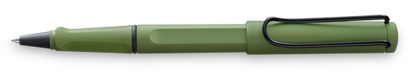 LAMY safari first savannah green  ローラーボール