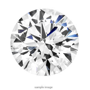 0.73Ct. Round Diamond H VVS1 IGI389905103