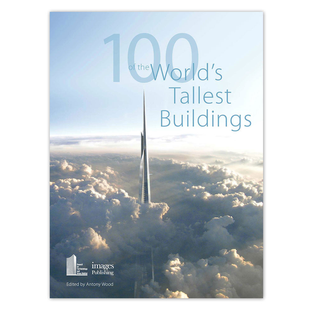Coffee table books chicago architecture foundation shop 100 of the worlds tallest buildings hardcover book geotapseo Choice Image