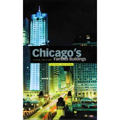Chicagos Famous Buildings 5th Edition Paperback Book Chicago
