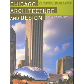 Chicago Architecture and Design Hardcover Book Chicago