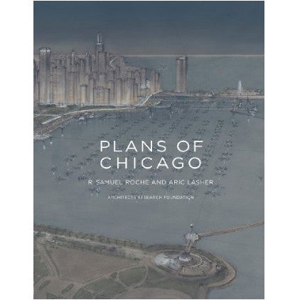 Plans of Chicago - Hardcover Book