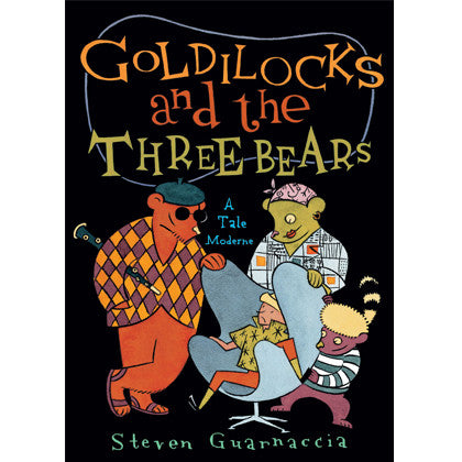 Goldilocks and the Three Bears - Hardcover Book