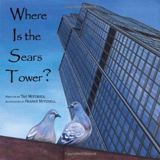 Where is the Sears Tower? - Paperback Book