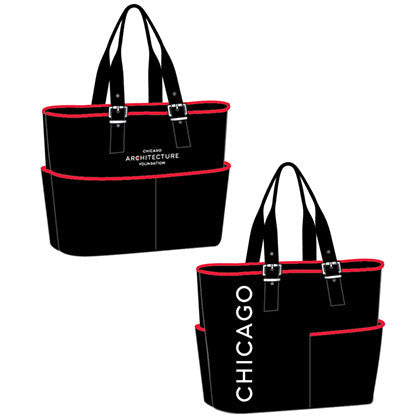 CAF Chicago Everyday Tote Bag