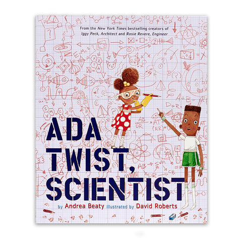 Ada Twist, Scientist - Hardcover Book