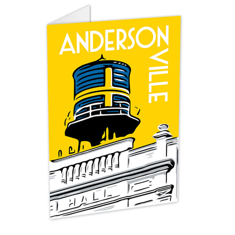 Andersonville Neighborhood Greeting Card