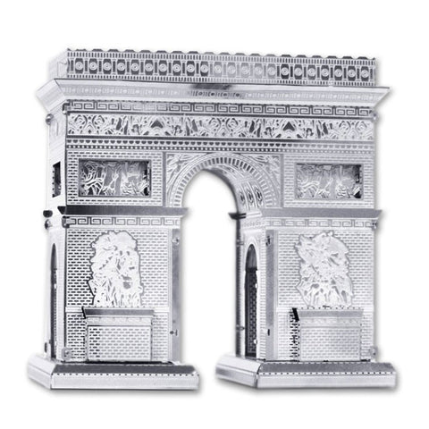 Arc De Triomphe - 3D Metal Model Kit