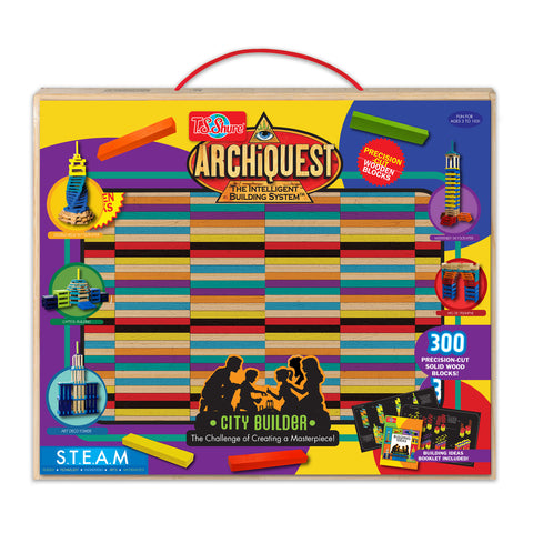 ArchiQuest City Builder