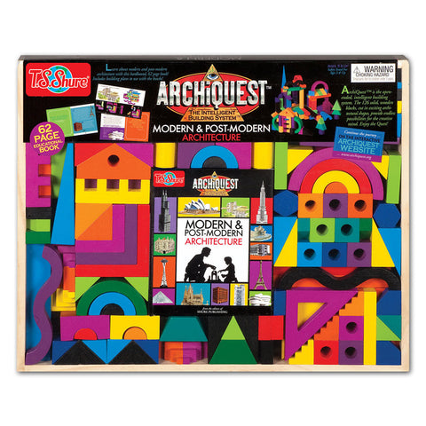 ArchiQuest Modern & Post-Modern Architecture Building Blocks