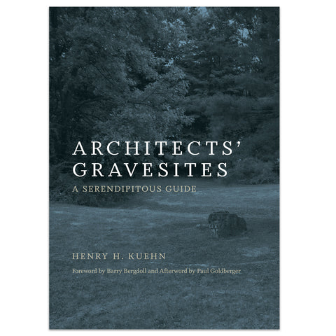 Architects' Gravesites - Paperback Book