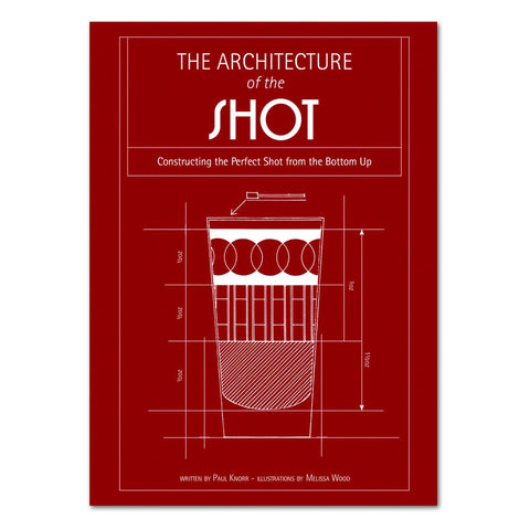The Architecture of the Shot - Hardcover Book