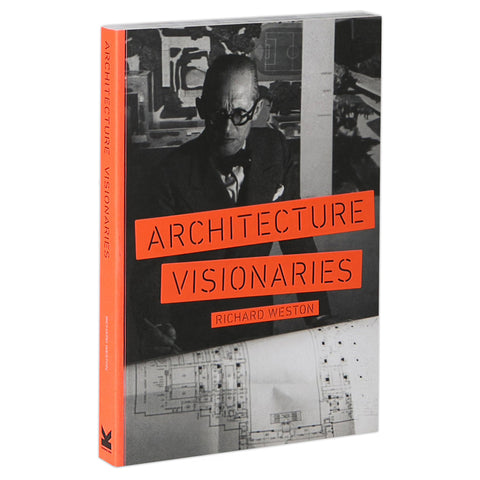 Architecture Visionaries - Paperback Book
