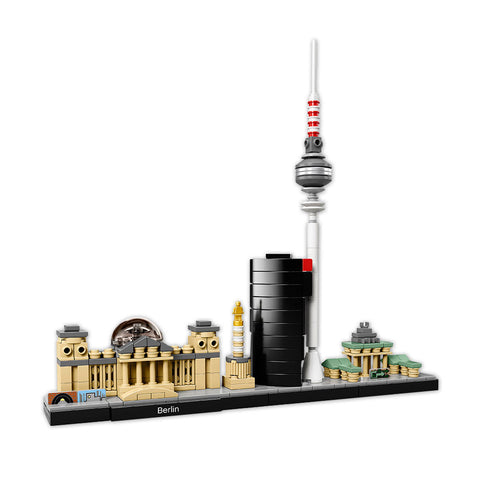 Berlin Skyline LEGO® Set