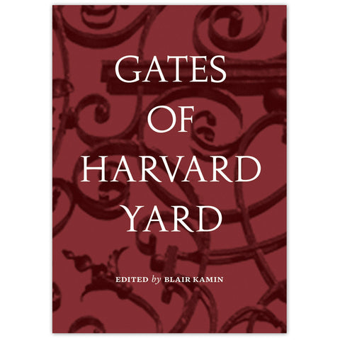 Gates of Harvard Yard - Paperback Book