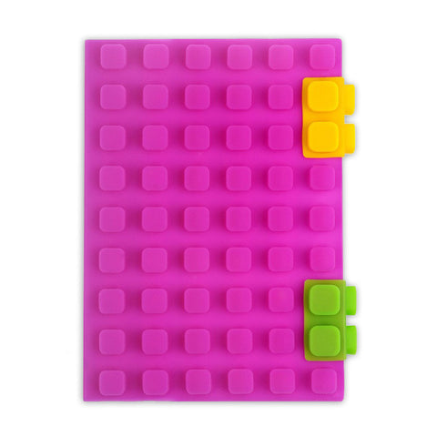 Building Block Notebooks - Multiple Colors