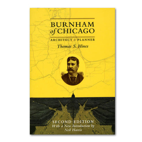 Burnham of Chicago - Paperback Book