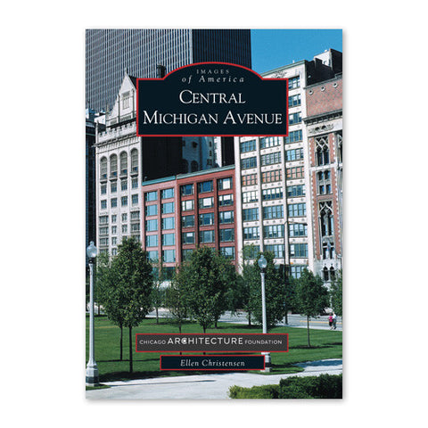 Central Michigan Avenue - Paperback Book