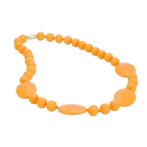 Chewbeads Perry Necklace - Orange