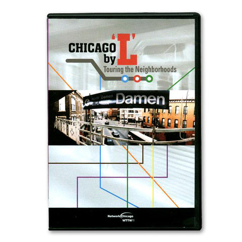 "Chicago by ""L"" DVD"